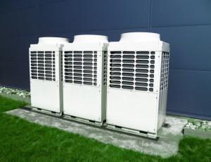 Air Source Heat Pump System